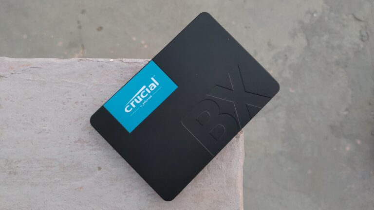 Crucial BX500 240GB 2.5 inch SATA SSD Review